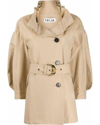 Куртка с манжетами Teija