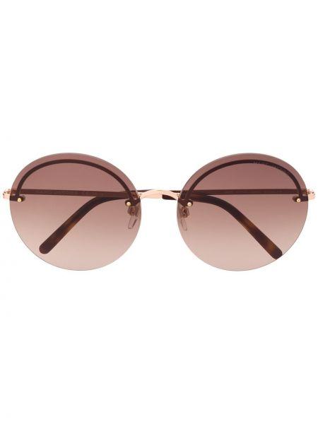 Муслиновые солнцезащитные очки Marc Jacobs Eyewear