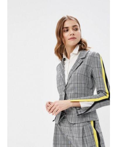 Серый пиджак Rinascimento