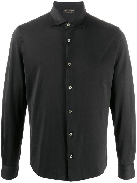 Koszula z długim rękawem długa z mankietami Dell'oglio