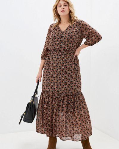 Платье - коричневое Studio Untold