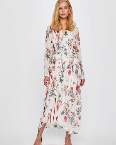 Платье миди свободного кроя на пуговицах Silvian Heach