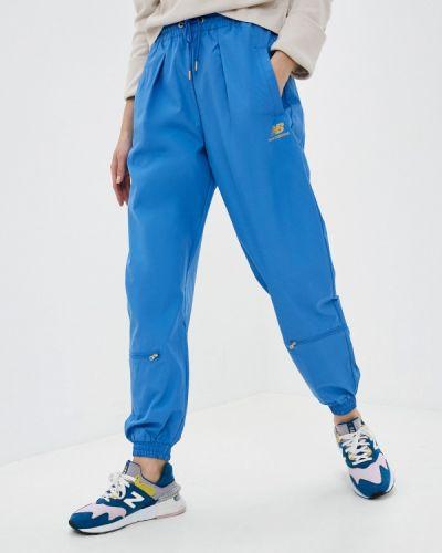 Спортивные брюки - синие New Balance