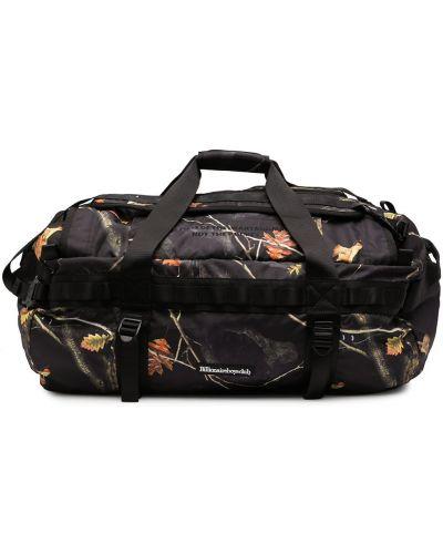 Дорожная сумка из полиэстера - черная Billionaire Boys Club
