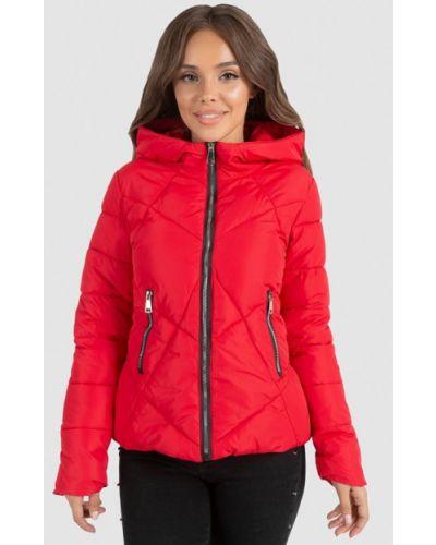 Красная куртка Whitefox