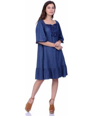 Вечернее платье летнее с пайетками Lautus