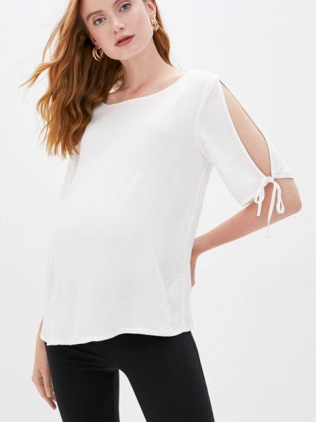 Блузка - белая Budumamoy