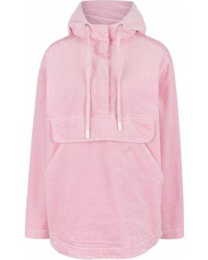 Куртка вельветовая розовая United Colors Of Benetton