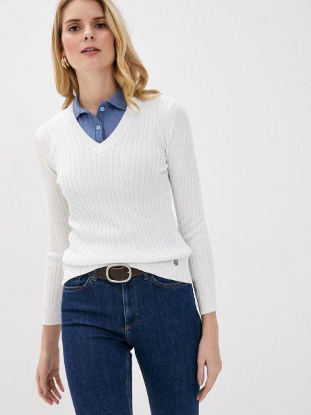Белый свитер Giorgio Di Mare