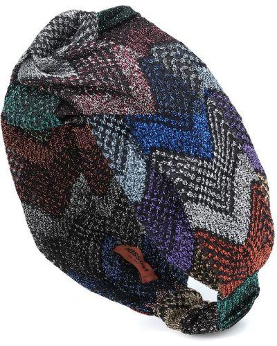 Turban z wiskozy Missoni