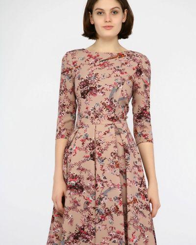 Розовое платье Monton
