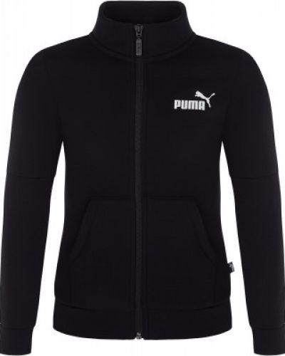 Толстовка черная Puma