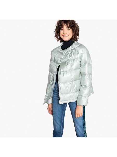 Стеганая куртка зимняя укороченная La Redoute Collections