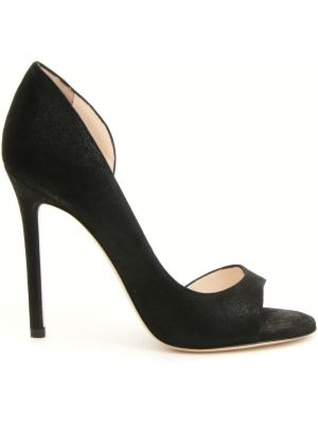 Туфли на каблуке кожаные на высоком каблуке Marc Ellis
