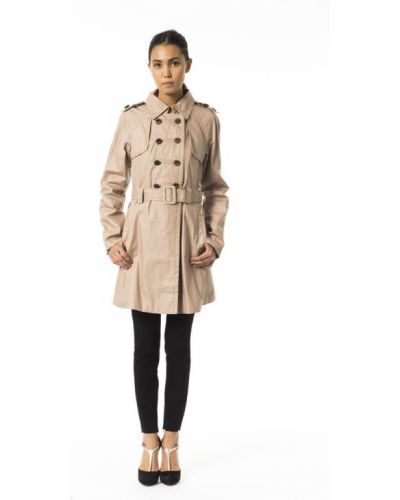 Płaszcz z paskiem Byblos