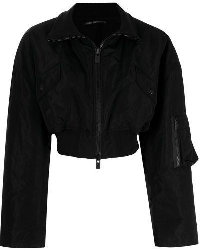 Черная куртка с карманами Yohji Yamamoto