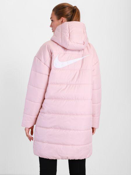 Серая куртка Nike