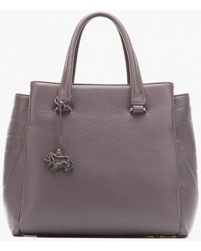 Кожаный сумка с ручками Labbra
