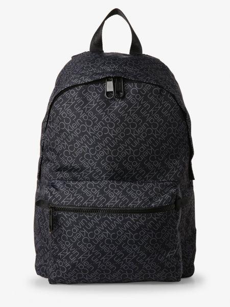 Plecak na laptopa - czarny Calvin Klein