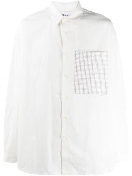 Koszula z długim rękawem klasyczna przeoczenie Sunnei