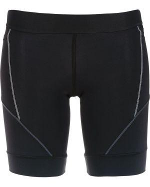 Черные спортивные шорты с карманами Track & Field