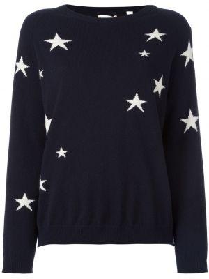 Кашемировый свитер - синий Chinti And Parker