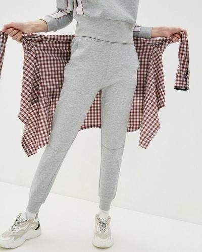 Серые спортивные брюки Guess Jeans
