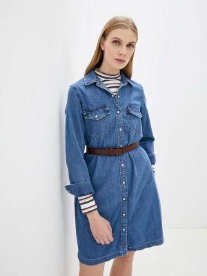 Джинсовое платье - синее Levi's®