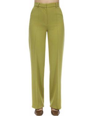 Zielone spodnie Lesyanebo