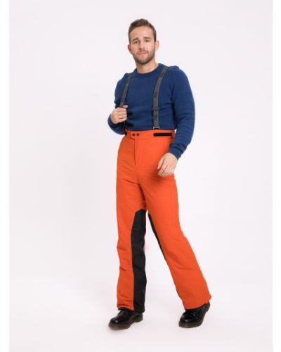 Оранжевые брюки Oldos Active