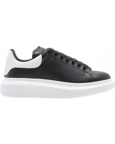 Czarne sneakersy Alexander Mcqueen
