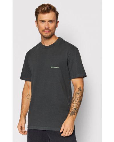 Szara t-shirt Han Kjobenhavn