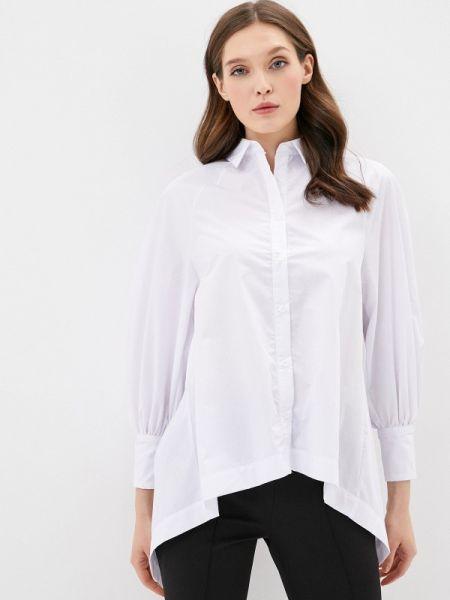 Блузка с длинным рукавом белая весенний You&you
