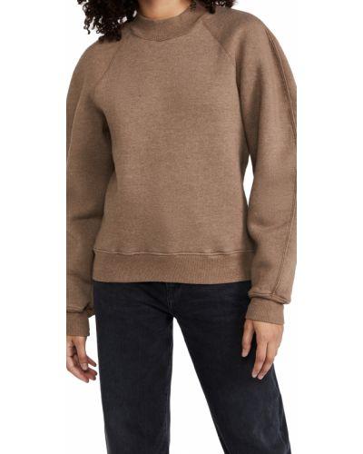 Bluza dresowa Agolde