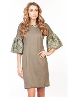 Гипюровое платье Kapsula