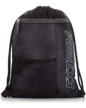 Szary sport plecak szkolny oversize Producent Niezdefiniowany
