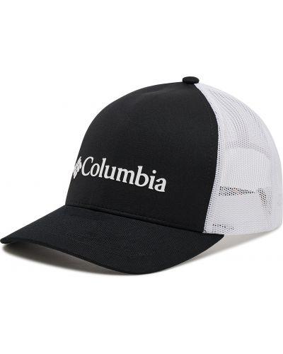 Czapka z daszkiem - biała Columbia