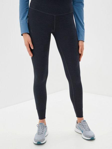 Серые брюки Salomon