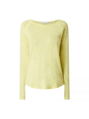 Bluzka bawełniana - żółta Rich & Royal