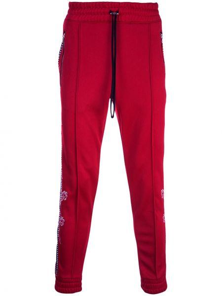 Spodnie sportowe na gumce z kieszeniami Amiri