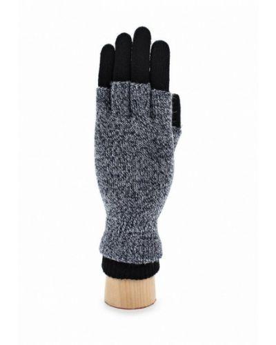 Серые перчатки Piazza Italia