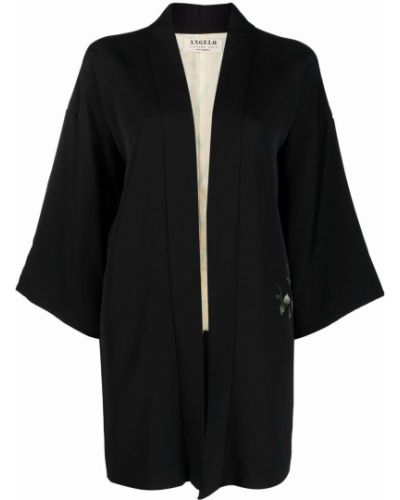 Черный пиджак винтажный A.n.g.e.l.o. Vintage Cult