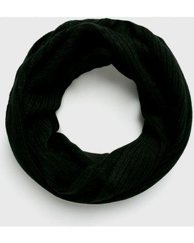 Черный шарф трикотажный Jack & Jones