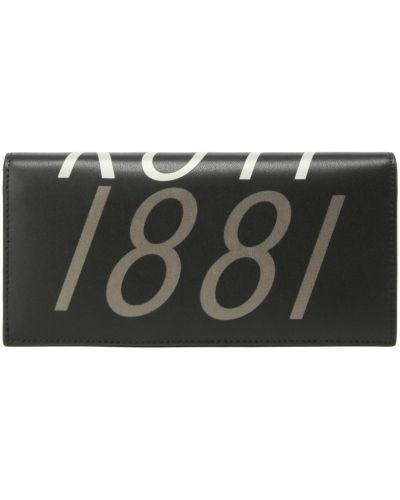Кожаный кошелек Cerruti 1881