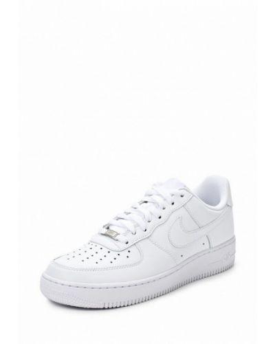 Кеды белые Nike