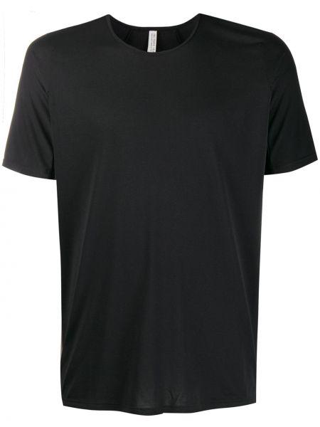 Koszula krótkie z krótkim rękawem wyposażone czarna Veilance
