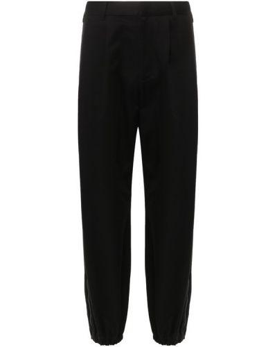 Прямые брюки хлопковые Givenchy