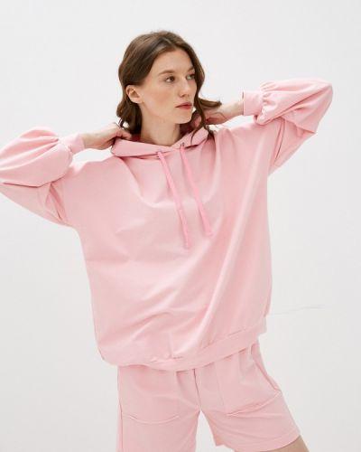 Костюмный розовый спортивный костюм Pink Frost