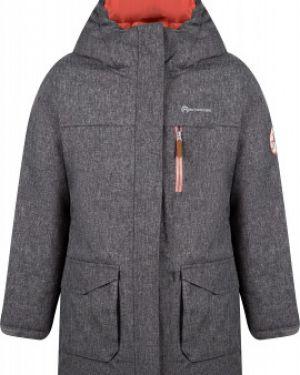 Куртка теплая коричневый Outventure
