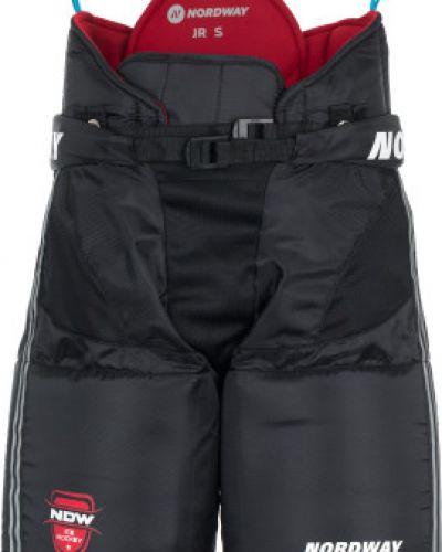Черные шорты спортивные Nordway